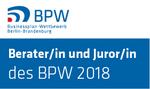 BPW 2018 Beraterin und Jurorin